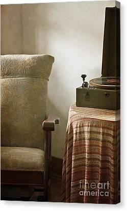 Grandma's Chair Canvas Print by Margie Hurwich