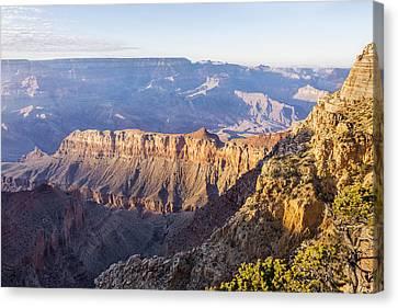 Grandview Sunset 2 - Grand Canyon National Park - Arizona Canvas Print by Brian Harig
