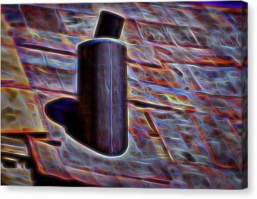 Graphic Colors Canvas Print