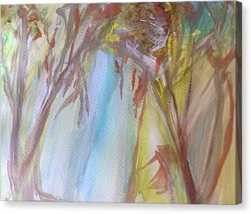 Gratitude Canvas Print by Judith Desrosiers