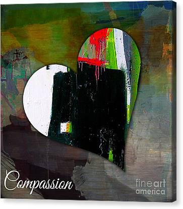 Gratitude Canvas Print by Marvin Blaine