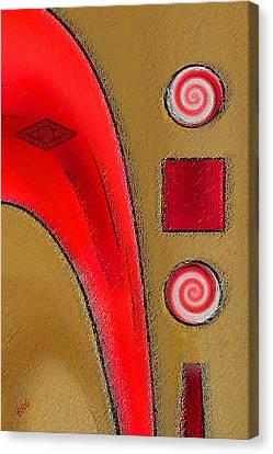 Gravity Circus Canvas Print by Ben and Raisa Gertsberg