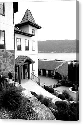 Gray Monk Estate Winery Canvas Print