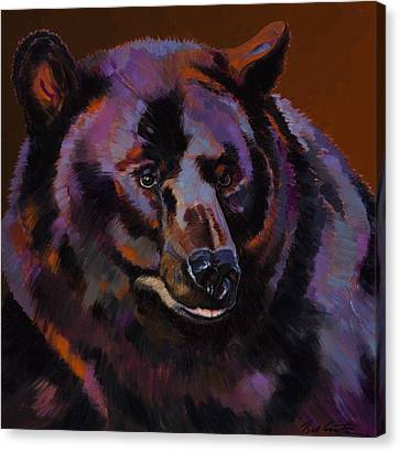 Great Bear Canvas Print by Bob Coonts