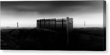 Lanscape Canvas Print - Great Distances by Paulo Abrantes