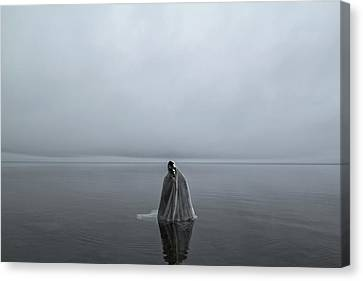 Great Lake Ghost Canvas Print