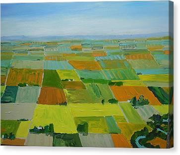 Great Plains Canvas Print