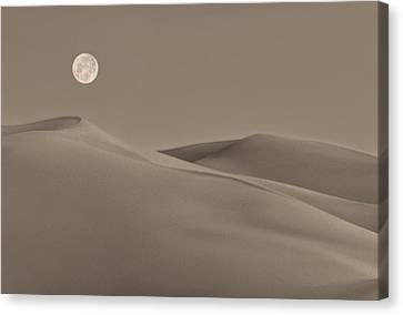 Great Sand Dunes Canvas Print