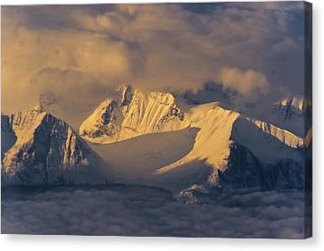 Greenland Canvas Print by John Hix