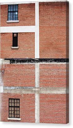 Greyhound Bound Canvas Print by Empty Wall