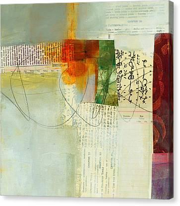 Grid 6 Canvas Print by Jane Davies