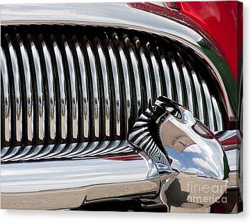 Grill'd Canvas Print by Dennis Hedberg