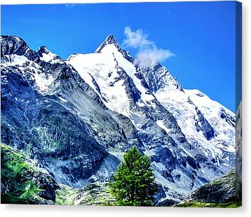 Grossglockner Canvas Print by Andreas Thust