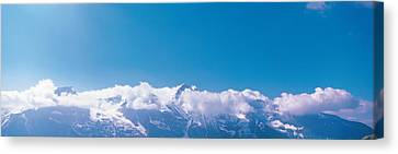 Grossglockner Austria Canvas Print by Panoramic Images