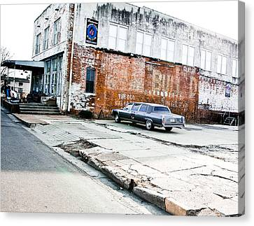 Ground Zero Blues Canvas Print