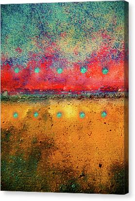 Grounded Canvas Print by Tara Turner
