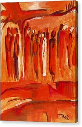 Group Nr.11 - 1999 Canvas Print