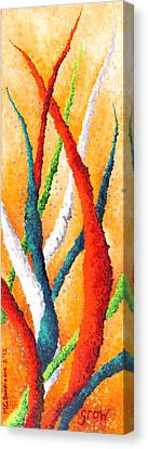 Grow 2 Canvas Print by Michelle Boudreaux