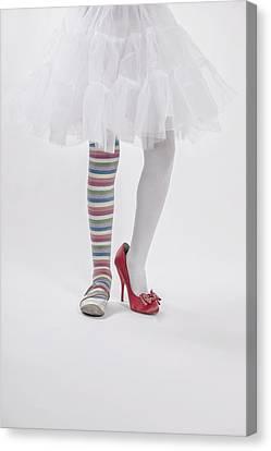 Growing Up Canvas Print by Joana Kruse