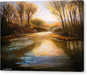 Guadalupe Sunrise Canvas Print