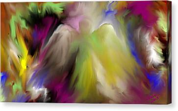 Guardian Angel Canvas Print by Jessica Wright