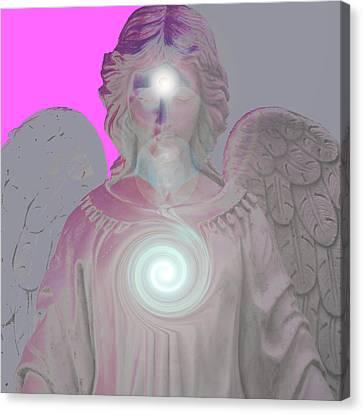 Guardian Angel No. 01 Canvas Print by Ramon Labusch