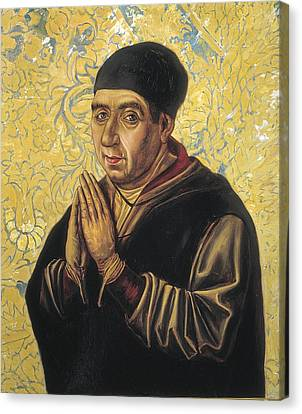 Guas, Juan 1430-1496. Spanish Architect Canvas Print