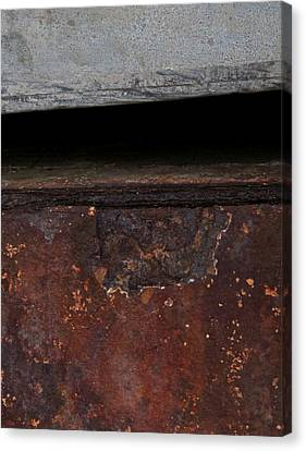 Guillotine Canvas Print by Odd Jeppesen