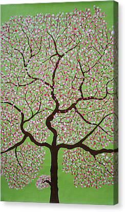Gulbhargava Canvas Print