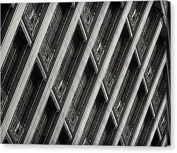 Gwynne Building Canvas Print by Rob Amend