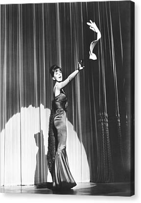 Gypsy, Natalie Wood, 1962 Canvas Print