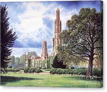 Hadlow Tower Canvas Print