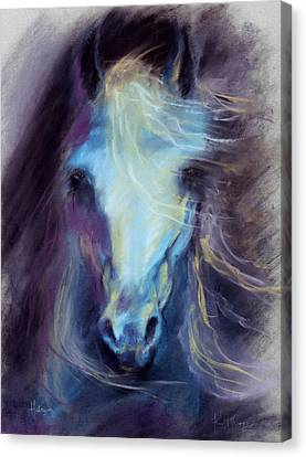 Halcyon Canvas Print by Kim McElroy