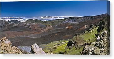 Haleakala  A000576-77-78 D Canvas Print by Frank Wicker