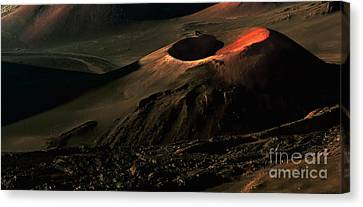 Haleakala  A005172-5a Canvas Print by Frank Wicker