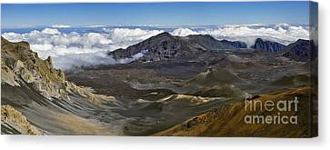 Haleakala  A08491-92-93d Canvas Print by Frank Wicker