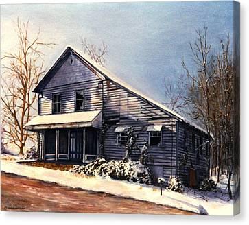 Hale's Store Canvas Print