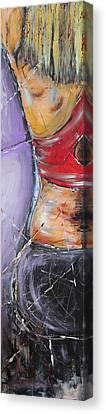 Halfway Back Canvas Print by Lucy Matta - LuLu