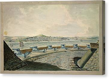 Halifax Canvas Print by British Library