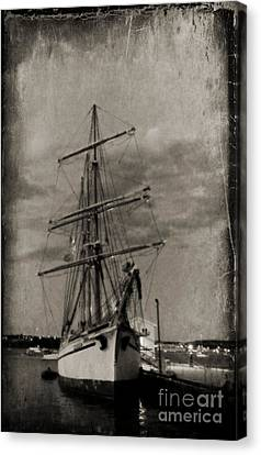 Halifax Harbour Canvas Print by John Malone