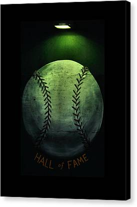 Hall Of Fame Canvas Print by Karen Scovill