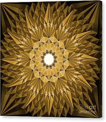 The Nature Center Canvas Print - Halqah by Cam Macfarlane