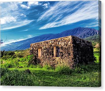 Hana Church 6 Canvas Print by Dawn Eshelman