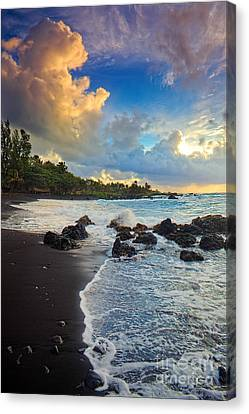 Hana Clouds Canvas Print