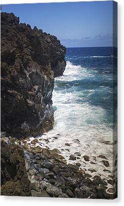Hana Coastline 1 Canvas Print