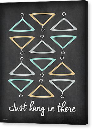 Hang In There Canvas Print by Jo Moulton