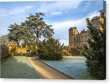 Hardwick Hall Canvas Print by Moments In Time Photography