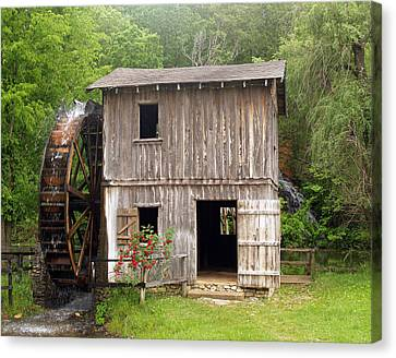Hardy Mill Canvas Print by Ed Cooper