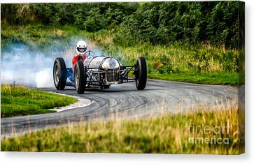 Hardy Special Mk Ill Canvas Print by Adrian Evans