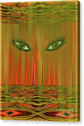 Harem - Fantasy Art By Giada Rossi Canvas Print